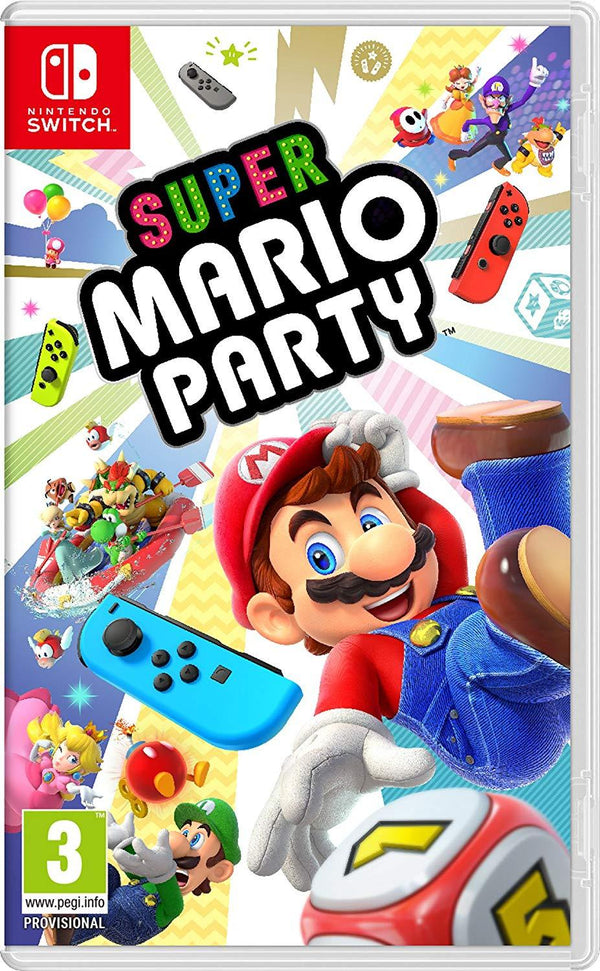 [NS] Super Mario Party - R2