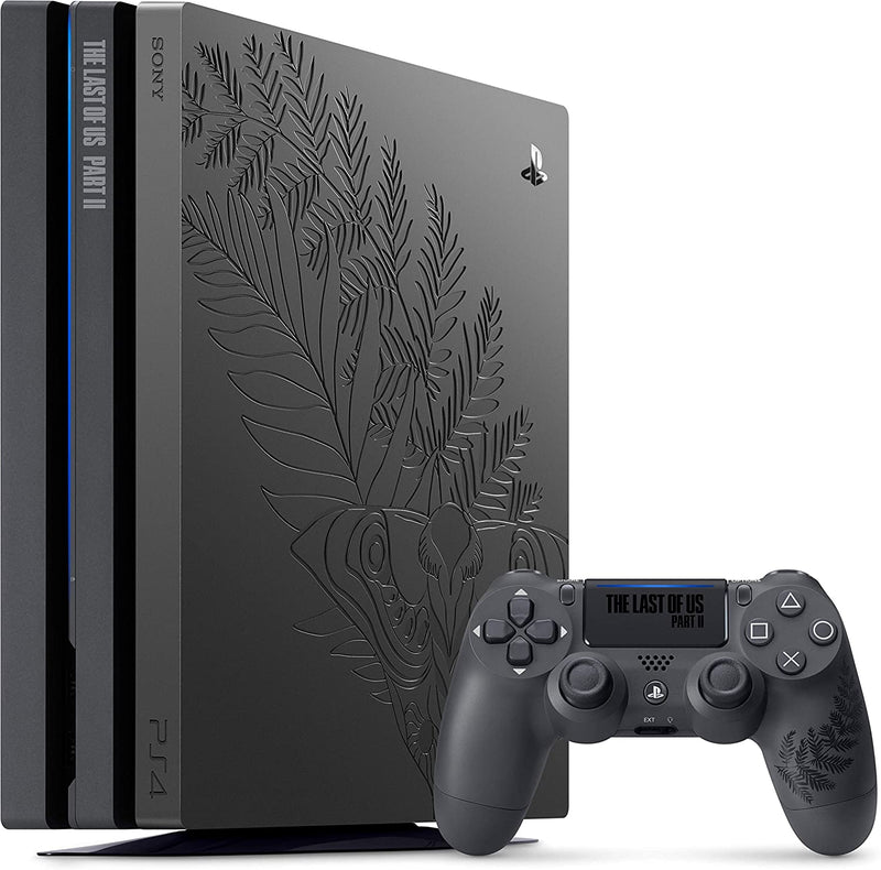 PlayStation 4 Pro 1 TB The Last of Us Part II Limited Edition - R2
