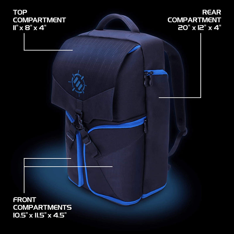 ENHANCE eSports Gear Universal Console Laptop Gaming Backpack
