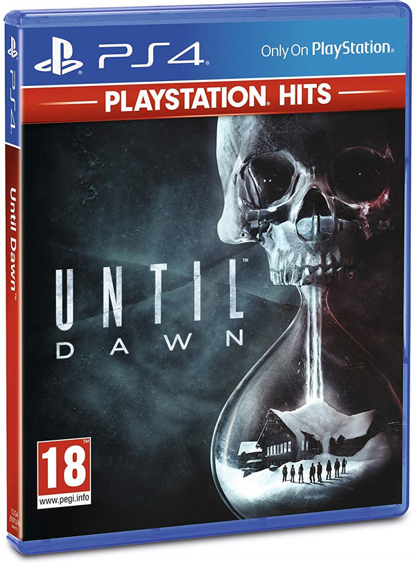 [PS4] Until Dawn - R2