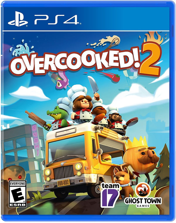 [PS4] Overcooked! 2 - R1