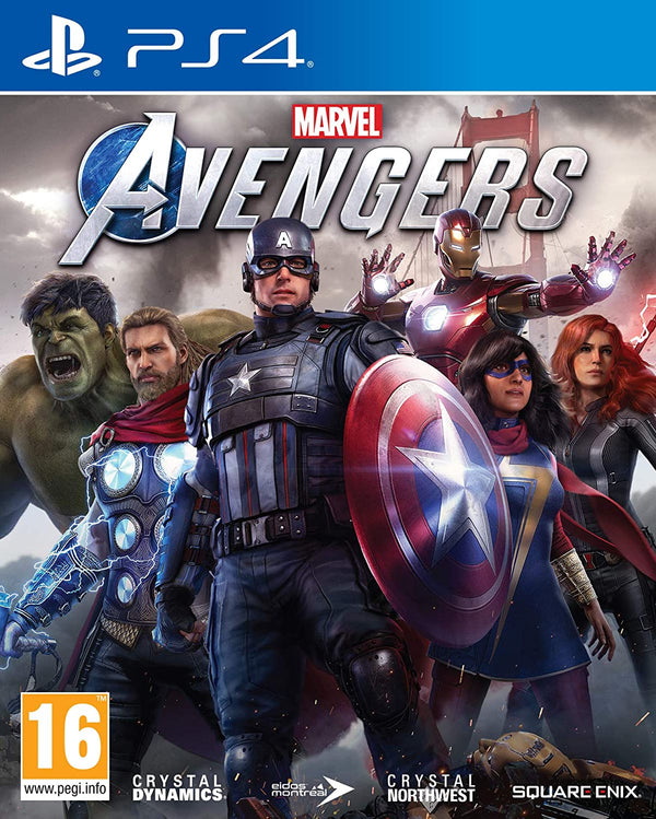 [PS4] Marvel's Avengers - R2 (Arabic)