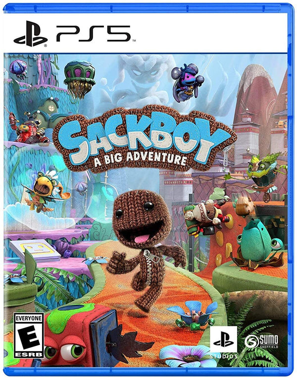 [PS5] Sackboy: A Big Adventure - R1
