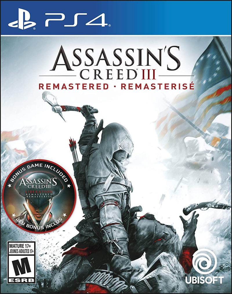 [PS4] Assassin's Creed III Remastered - R1