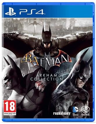 [PS4] Batman Arkham Collection - R2