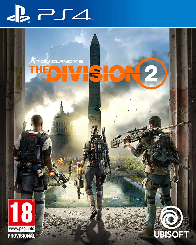 [PS4] Tom Clancy's The Division 2 - R2