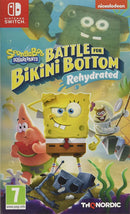 [NS] SpongeBob Squarepants: Battle For Bikini Bottom - Rehydrated - R2