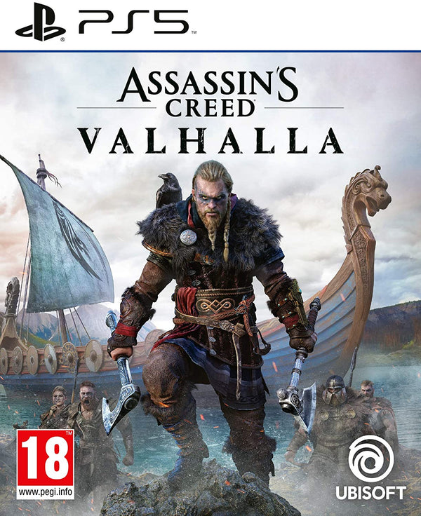 [PS5] Assassin's Creed: Valhalla - R2