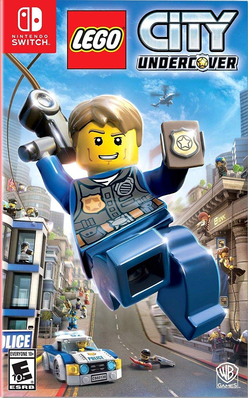 [NS] LEGO City Undercover - R1