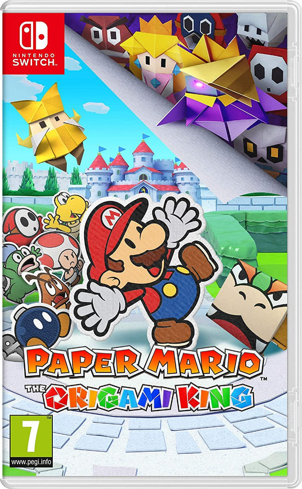 [NS] Paper Mario: The Origami King - R2