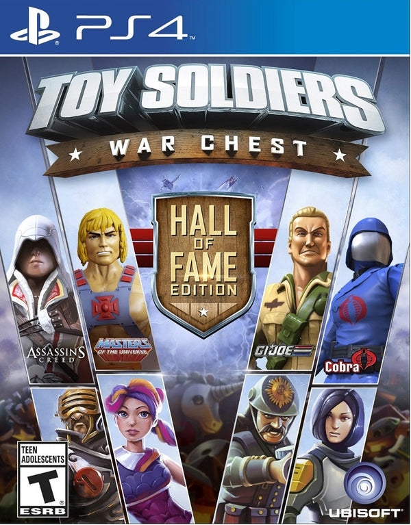[PS4] Toy Soldiers: War Chest Hall of Fame Edition - R1