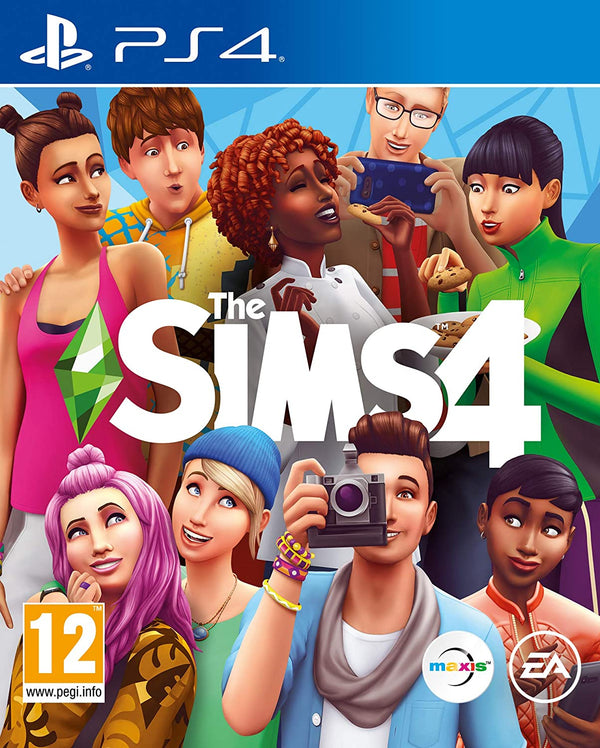 [PS4] The Sims 4 - R2