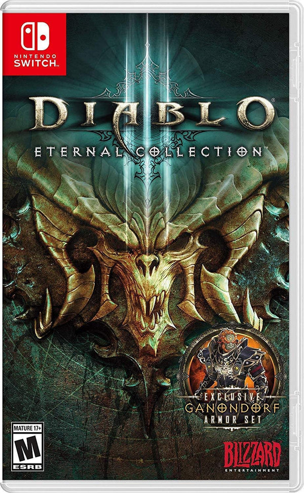 [NS] Diablo 3 Eternal Collection - R1