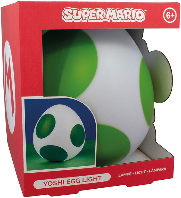 Paladone Super Mario Bros - Yoshi Egg Light