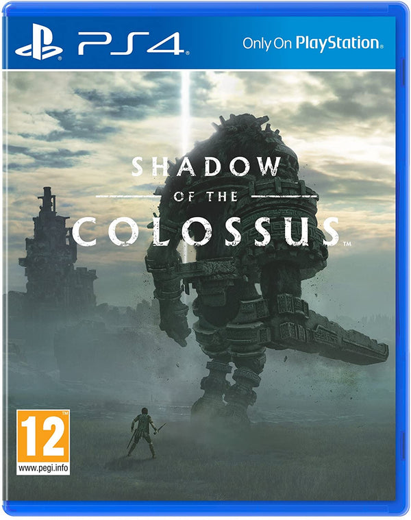 [PS4] Shadow of Colossus - R2