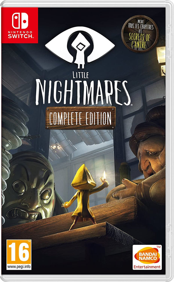 [NS] Little Nightmares Complete Edition - R2
