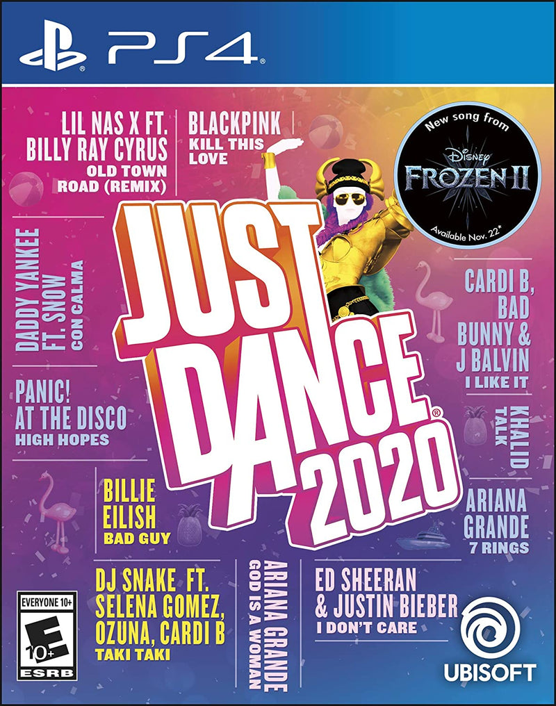 [PS4] Just Dance 2020 - R1