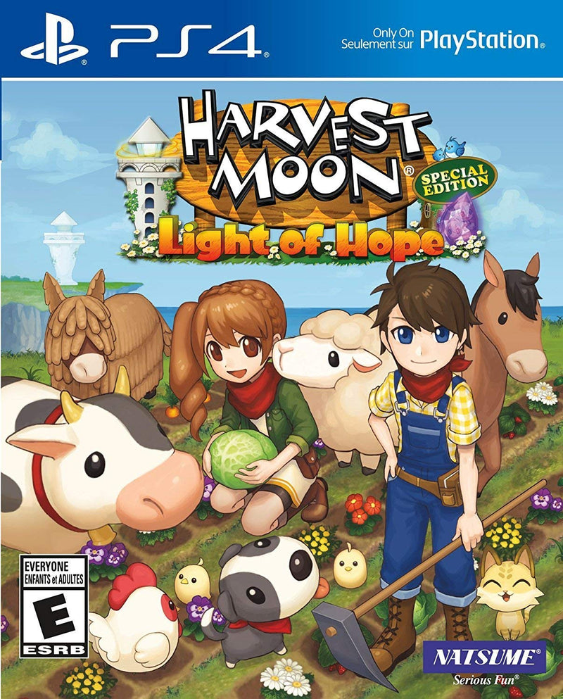 [PS4] Harvest Moon: Light of Hope - R1