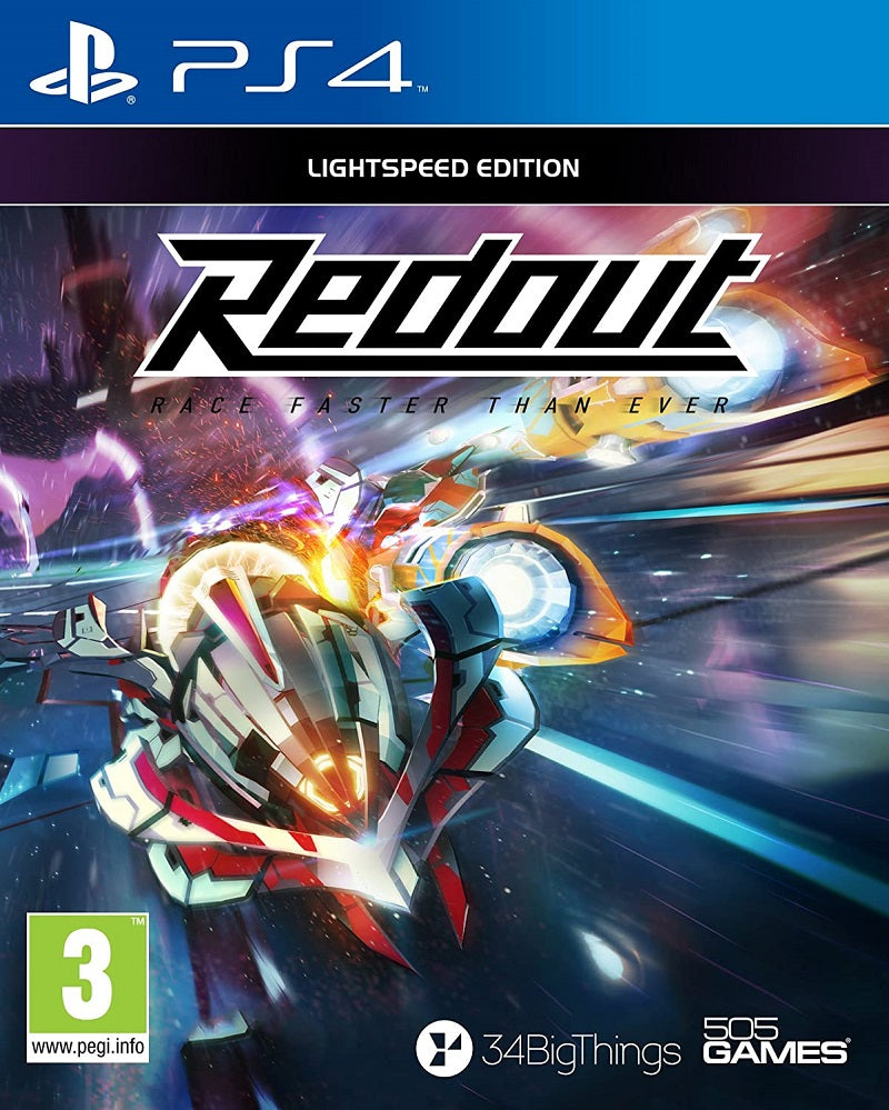 [PS4] Redout Lightspeed Edition - R2