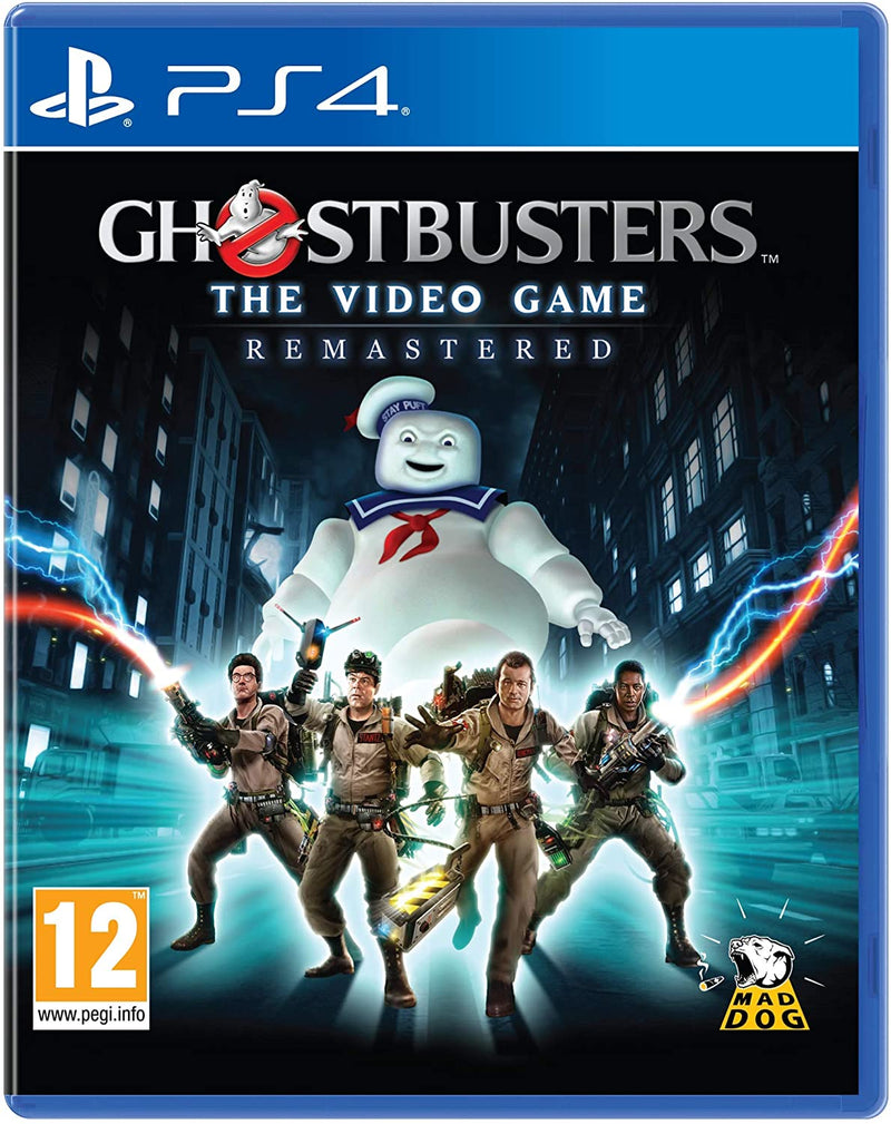 [PS4] Ghostbusters: The Video Game Remastered - R2