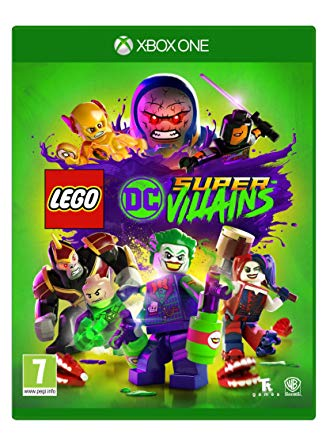 [XB1] LEGO DC super villains - R2