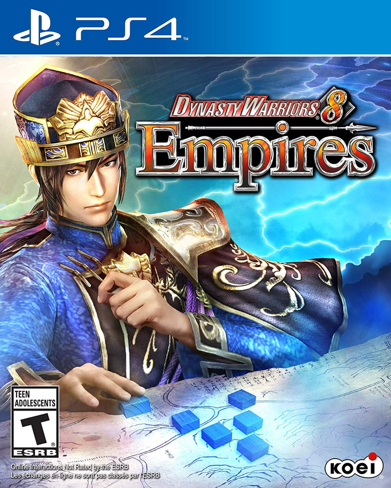 [PS4] DYNASTY WARRIORS 8 Empires - R1