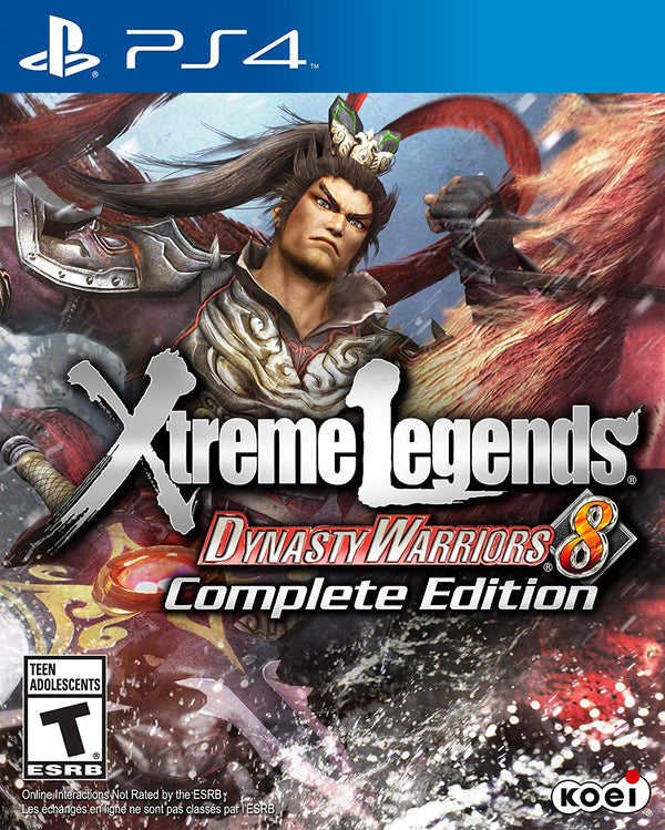 [PS4] Dynasty Warriors 8  Xtreme Legends - Complete Edition - R1