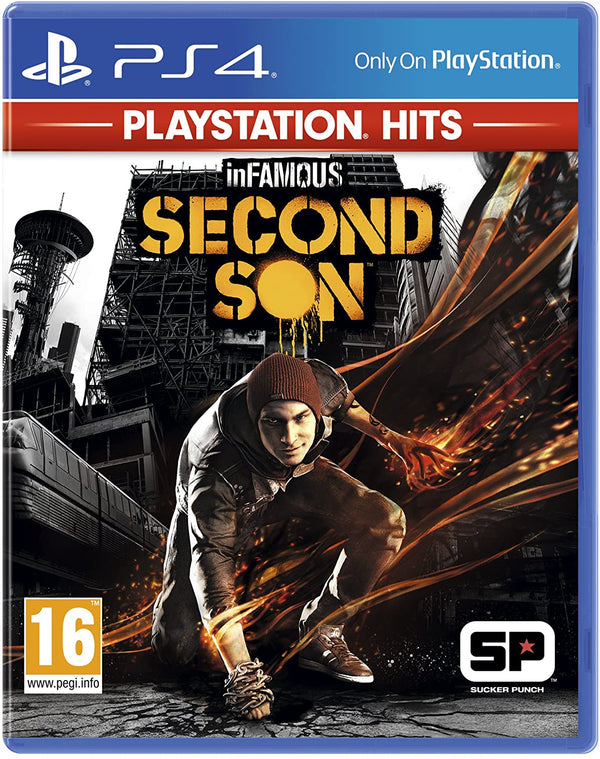 [PS4] InFamous Second Son - R2