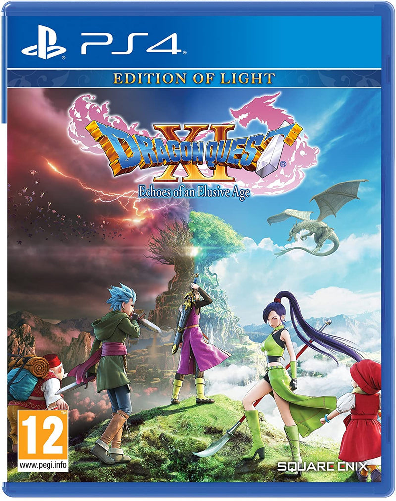 [PS4] DRAGON QUEST XI: Echoes of an Elusive Age - R2