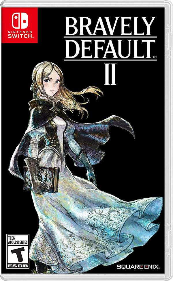 [NS] Bravely Default II - R1