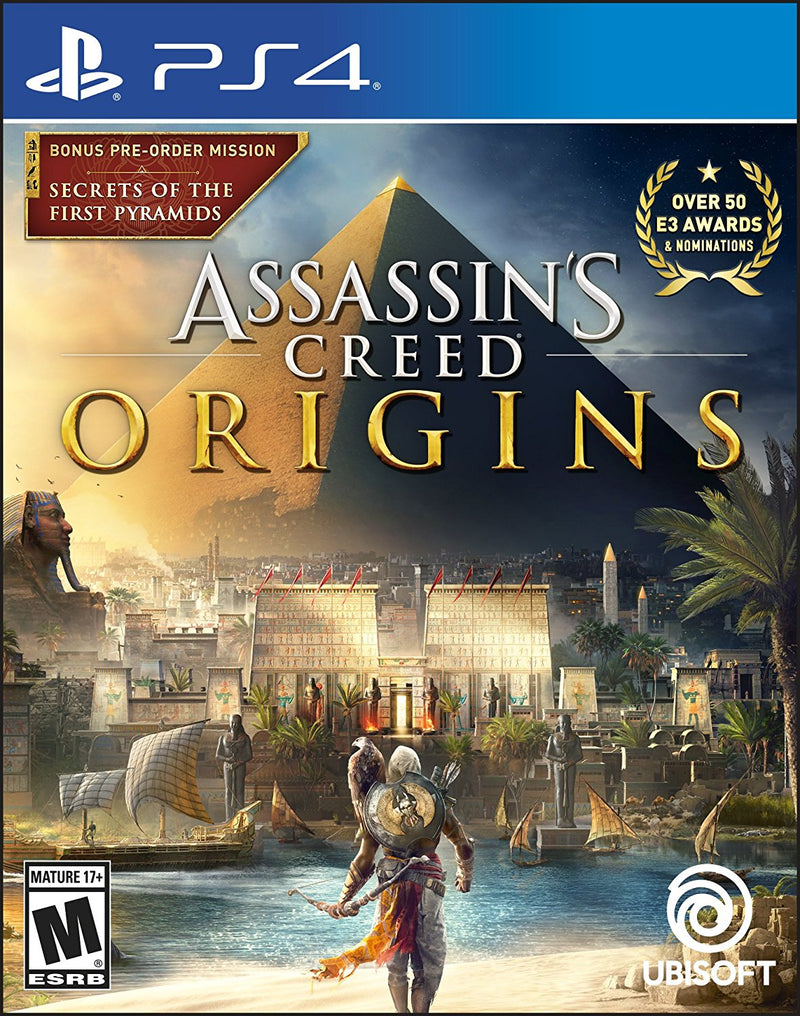 [PS4] Assassin's Creed Origins - R1