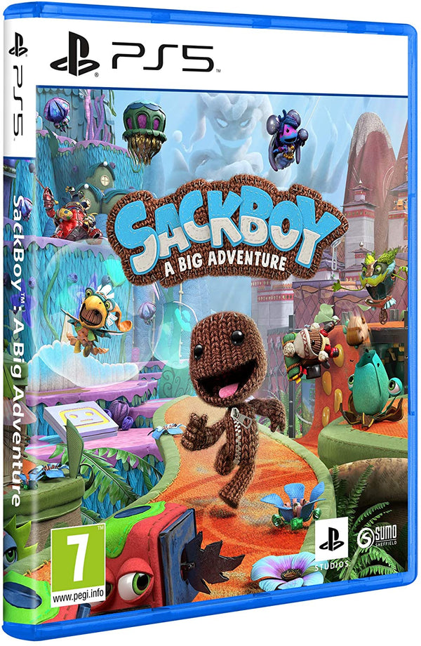 [PS5] Sackboy: A Big Adventure - R2