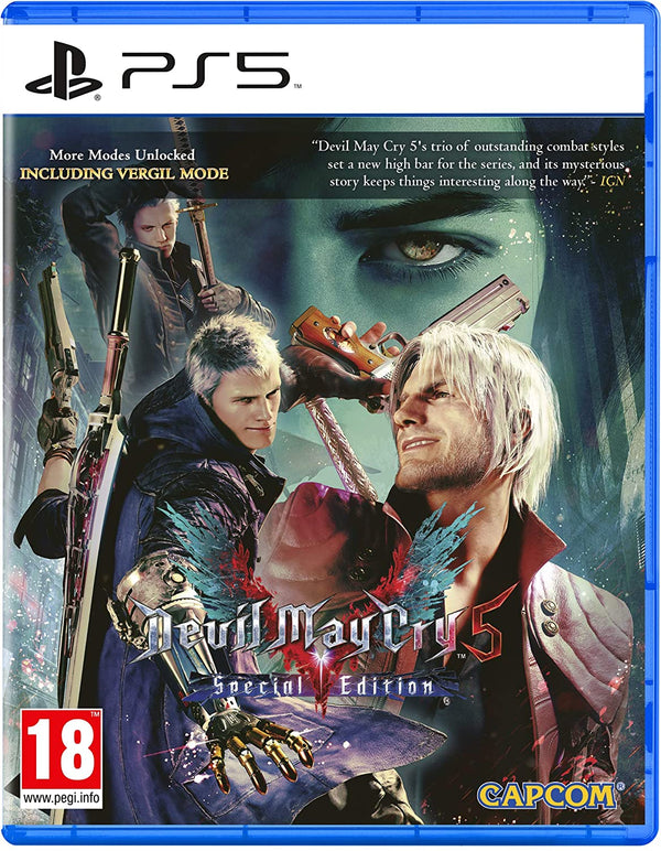 [PS5] Devil May Cry 5 Special Edition - R2