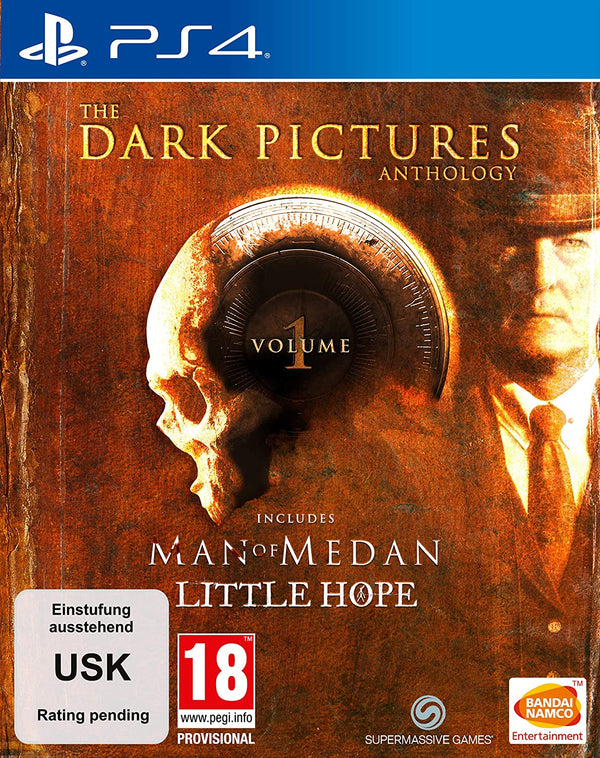 [PS4] The Dark PICTURES: Man Of Medan & Little Hope Pack - R2