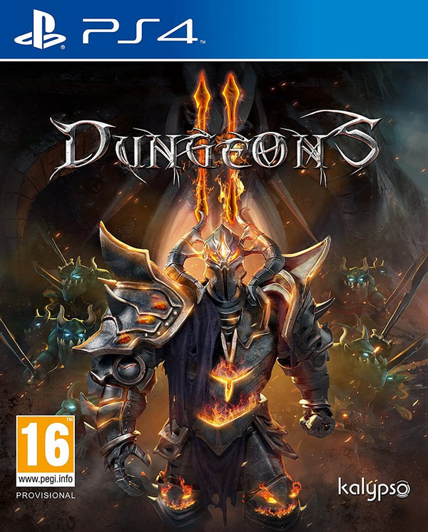 [PS4] Dungeons 2 - R2