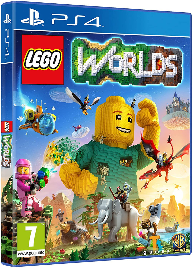 [PS4] LEGO Worlds - R2