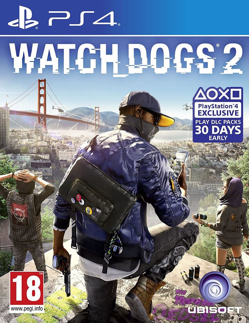 [PS4] Watch Dogs 2 - R2