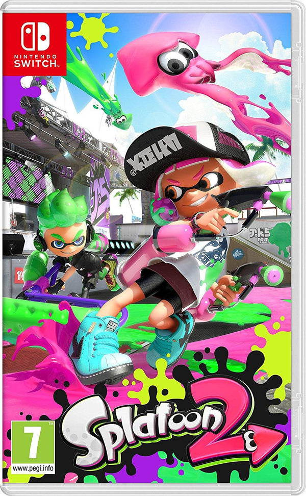 [NS] Splatoon 2 - R2