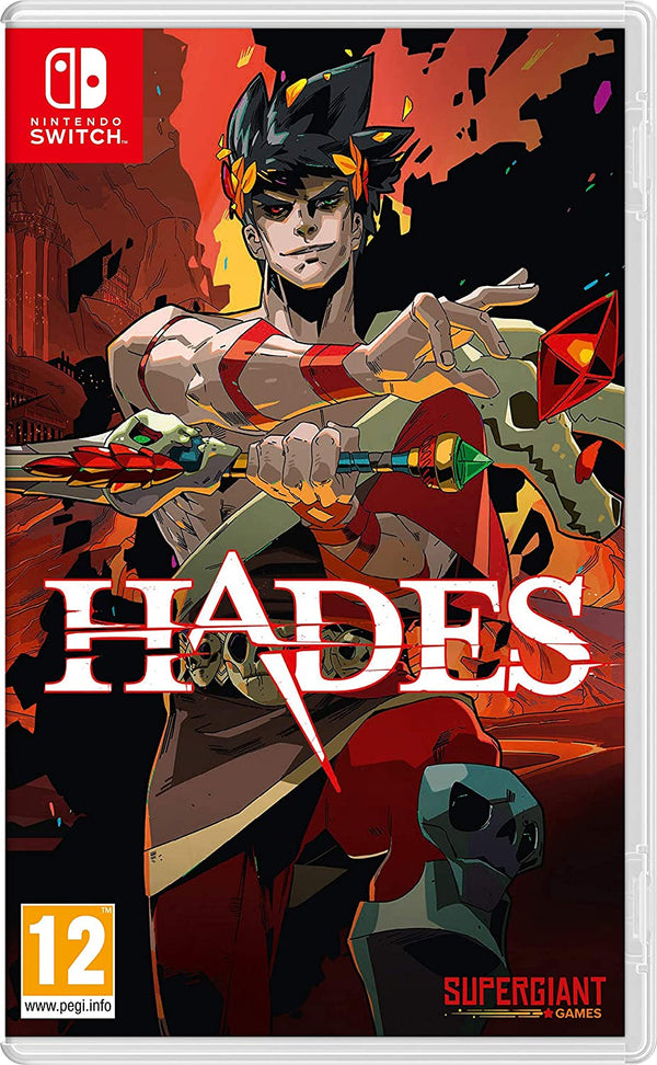 [NS] Hades Limited Edition - R2