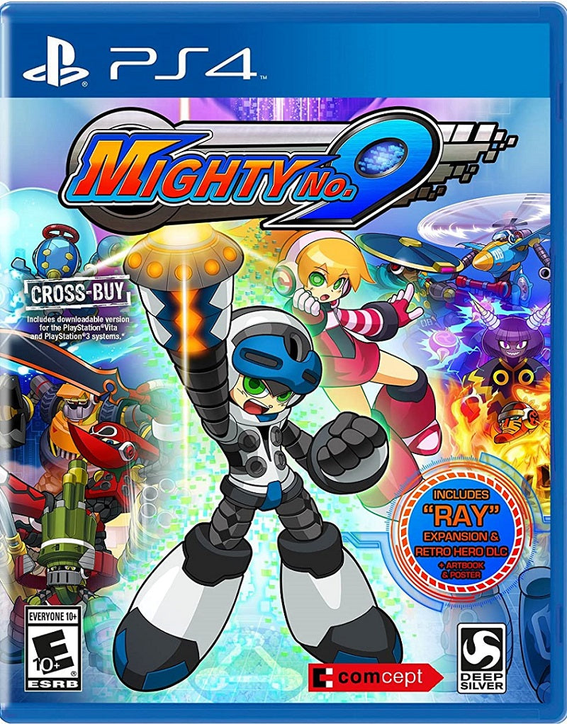 [PS4] Mighty No. 9 - R1