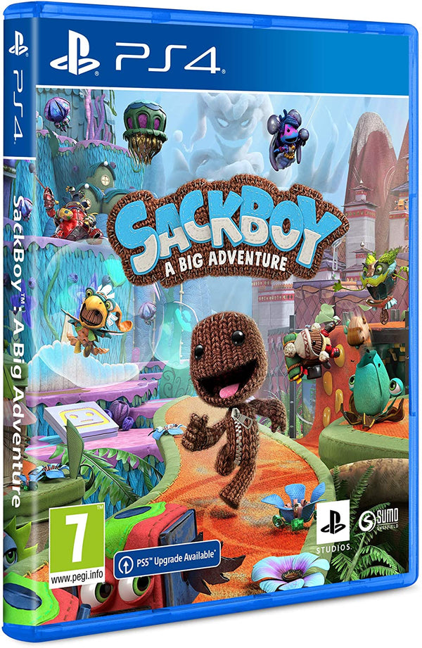 [PS4] Sackboy: A Big Adventure - R2
