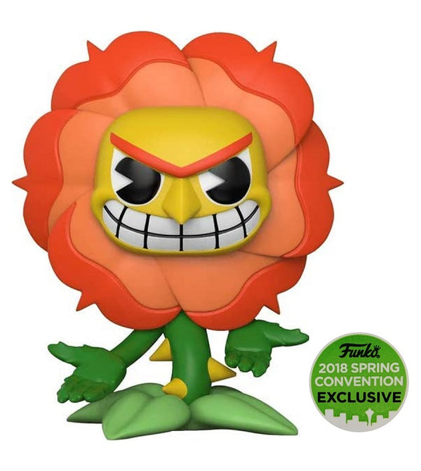 Funko POP! Cuphead - Cagney Carnation (Exclusive)