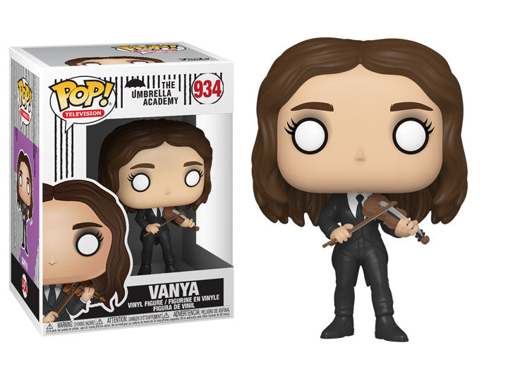 Funko Pop! TV: The Umbrella Academy - Vanya Hargreeves