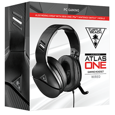 Turtle Beach - Atlas One PC Gaming Headset