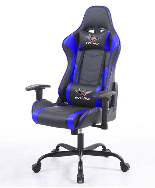 Game Mad Gaming Chair Blue/Black