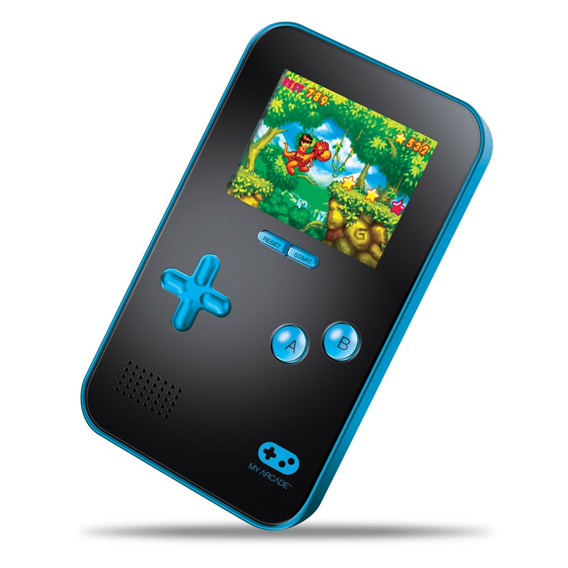 My Arcade GO GAMER PORTABLE - Black/Blue