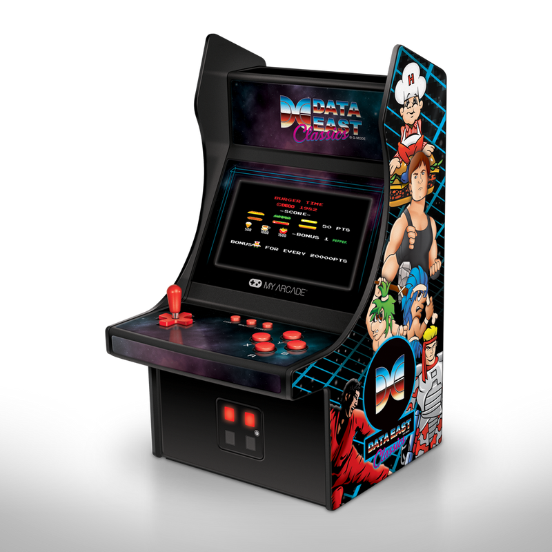 My Arcade DATA EAST™ MINI PLAYER™ - 4.25""