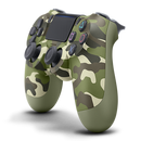 PS4 DualShock 4 Wireless Controller - Green Camouflage