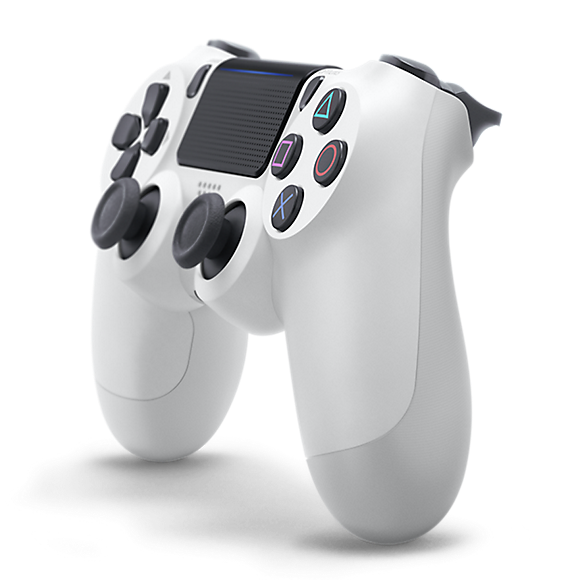 PS4 DualShock 4 Wireless Controller - Glacier White