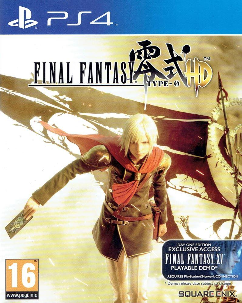 [PS4] Final Fantasy Type-0 HD - R2